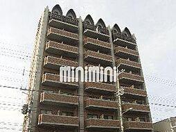 ル・サフィール西大路[4階]の外観