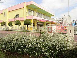 春田幼稚園 特色園の周りには、田畑があり、カエルやトンボなどとも触れることができる自然に恵まれた園です。 徒歩 約7分(約550m)