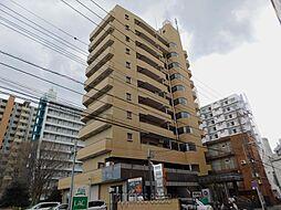 パークハイム渋谷[4階]の外観