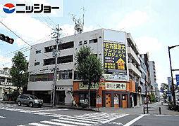 矢田ビル[4階]の外観