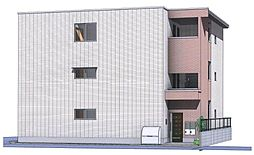 神奈川県川崎市幸区小向西町2丁目の賃貸マンションの外観