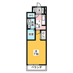 江戸橋駅 4.8万円