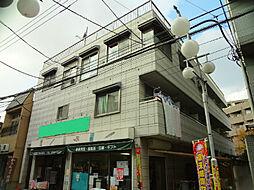 東京都目黒区目黒本町4丁目の賃貸マンションの外観