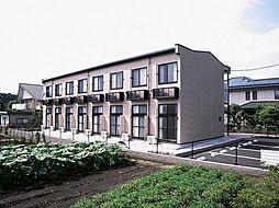 東京都町田市森野6の賃貸アパートの外観