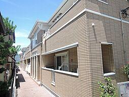 愛知県海部郡大治町大字西條字柳原の賃貸アパートの外観