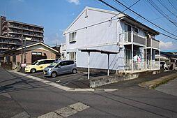 パープルシャトー[2階]の外観