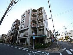置地マンション[2階]の外観