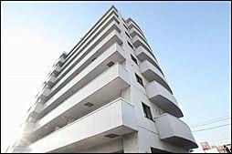 広島県福山市明神町2丁目の賃貸マンションの外観