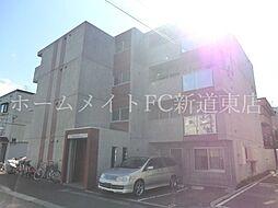 FRONTIER N35[2階]の外観