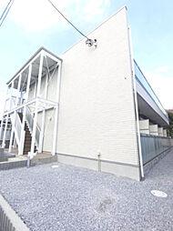 千葉県千葉市美浜区真砂1丁目の賃貸アパートの外観
