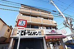 大阪府大阪市東淀川区大隅1丁目の賃貸マンションの外観