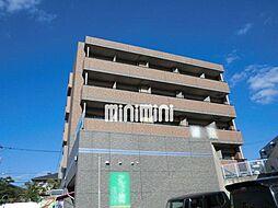 アルファ台原[4階]の外観