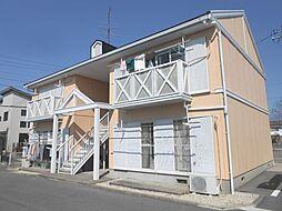 フレグランステシマA棟 2階[202号室]の外観