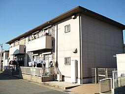 コンフォート加茂[203号室]の外観