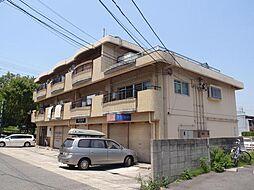 愛知県名古屋市名東区梅森坂2丁目の賃貸マンションの外観
