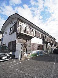 千葉県船橋市葛飾町2丁目の賃貸アパートの外観