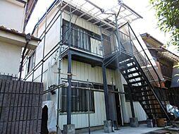 第4静和荘[1階]の外観