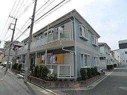ガーデンハウス山勝[1階]の外観