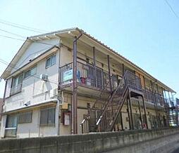 東京都江戸川区西葛西7丁目の賃貸アパートの外観