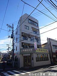 上野ビル[302号室]の外観