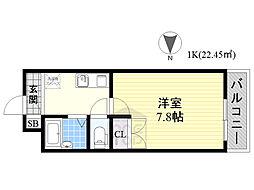 吹田駅 4.4万円