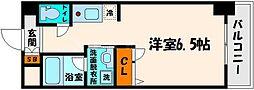エスライズ桜ノ宮Ⅱ[6階]の間取り
