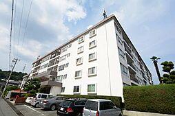 宝塚御殿山マンション[211号室]の外観