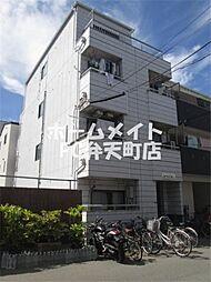 JPアパートメント港V[4階]の外観