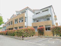 福岡県北九州市小倉南区下石田2丁目の賃貸アパートの外観