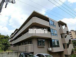 愛知県名古屋市瑞穂区彌富町字桜ケ岡の賃貸マンションの外観