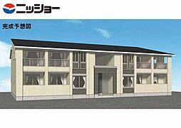 湘南BRISA B[2階]の外観