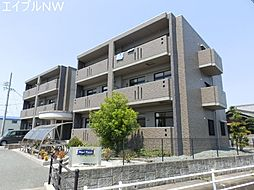 三重県松阪市大津町の賃貸マンションの外観