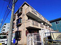 ハイツ松戸III[1階]の外観