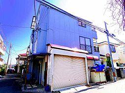 埼玉県新座市北野2丁目の賃貸マンションの外観