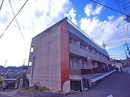 ハイネ忍ヶ丘[2階]の外観
