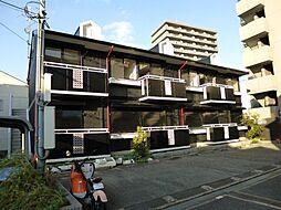 セジュール喜連東[102号室]の外観