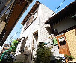 京都府京都市東山区下馬町の賃貸アパートの外観