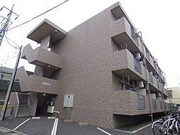 埼玉県さいたま市桜区道場2-の賃貸マンションの外観