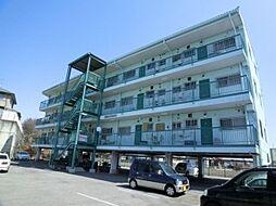 コモード石井町2[3階]の外観