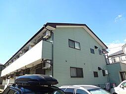 東京都練馬区南大泉3の賃貸アパートの外観