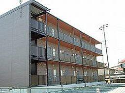島根県松江市矢田町の賃貸アパートの外観