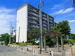UR泉北桃山台1丁団地[6階]の外観
