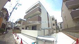 フジパレス岩田町I番館[3階]の外観