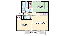 英賀保駅 6.1万円