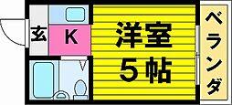 阪急千里線 関大前駅 徒歩8分