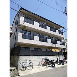 兵庫県神戸市兵庫区松本通8丁目の賃貸マンションの外観