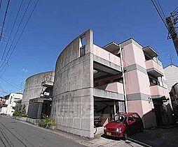 京都府京都市西京区樫原蛸田町の賃貸マンションの外観