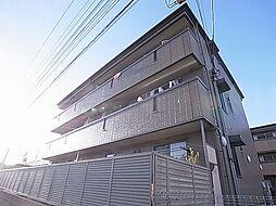 コンフォート新柏A・B[3階]の外観