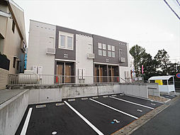 静岡県浜松市東区半田山3丁目の賃貸アパートの外観