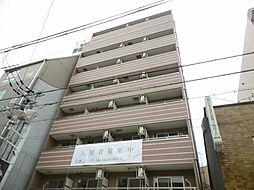 ルミエール駒川[3階]の外観